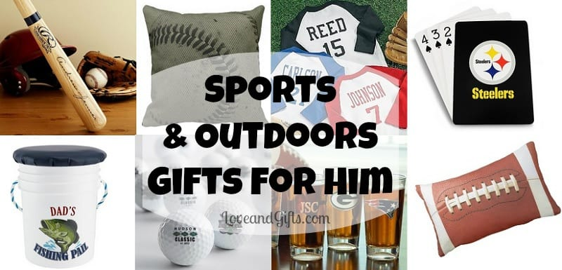 sports and outdoors gifts for him