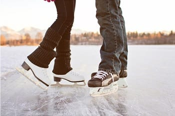15 Fabulous Fall Date Ideas - Ice Skating