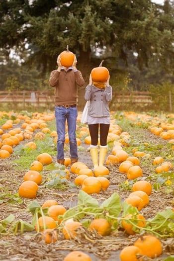 15 Fabulous Fall Date Ideas - Pumpkin Patch Date