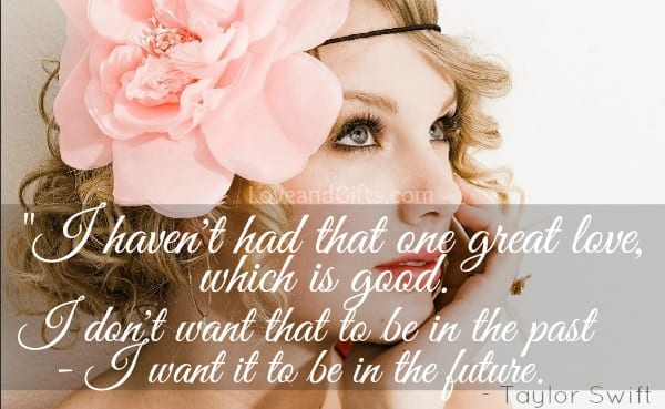 Taylor Swift Quotes on Love and Relationships - 2