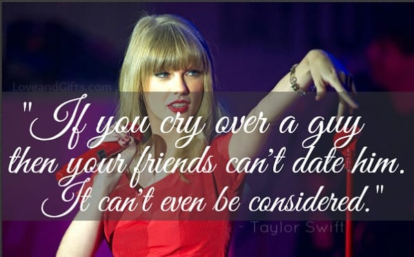Taylor Swift Quotes on Love and Relationships - 3