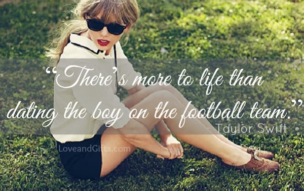 Taylor Swift Quotes on Love and Relationships - 4