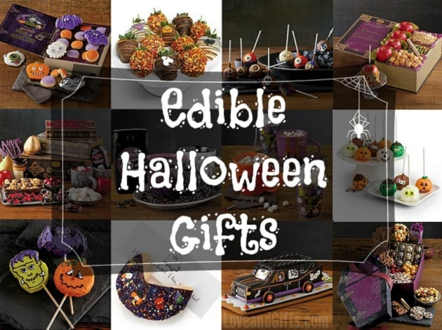 Halloween 2014 - Edible Treat Gift Sets