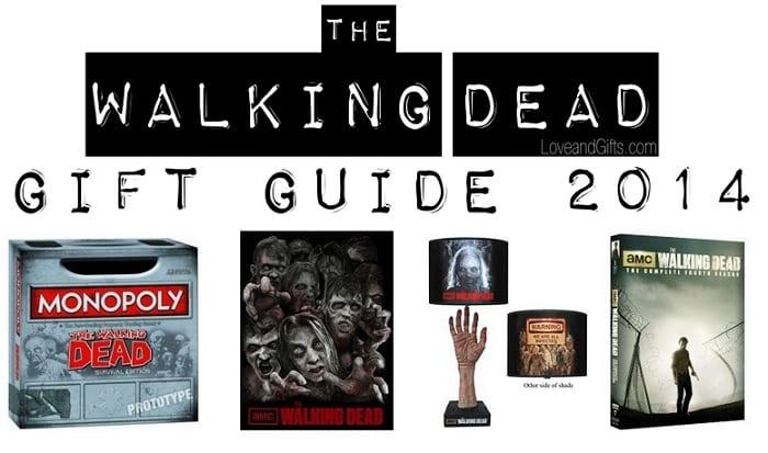 The Walking Dead' Gift Guide