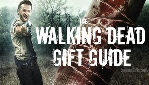 The Walking Dead Gift Guide via LoveandGifts