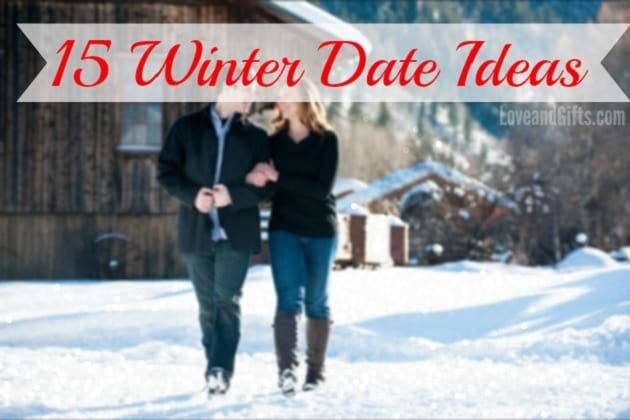 15 Romantic Winter Date Ideas