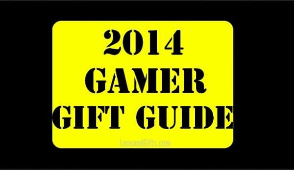 2014 Gamer Gift Guide via LoveandGifts