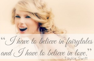 Taylor Swift Quotes on Love and Relationships - 1